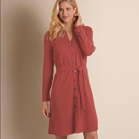 dc5718634f2 Soft Surroundings Dresses   Nwot Effortless Knit Dress   Poshmark